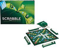 Настольная игра Mattel Scrabble класс