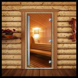 Двери для финских саун