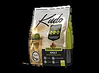 KUDO сухой корм для взрослых собак средних и крупных пород с курицей 2.5 кг, фото 1