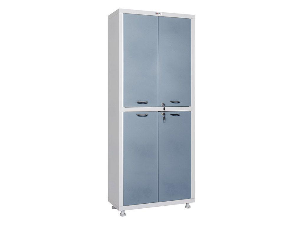 Медицинский шкаф двухстворчатый