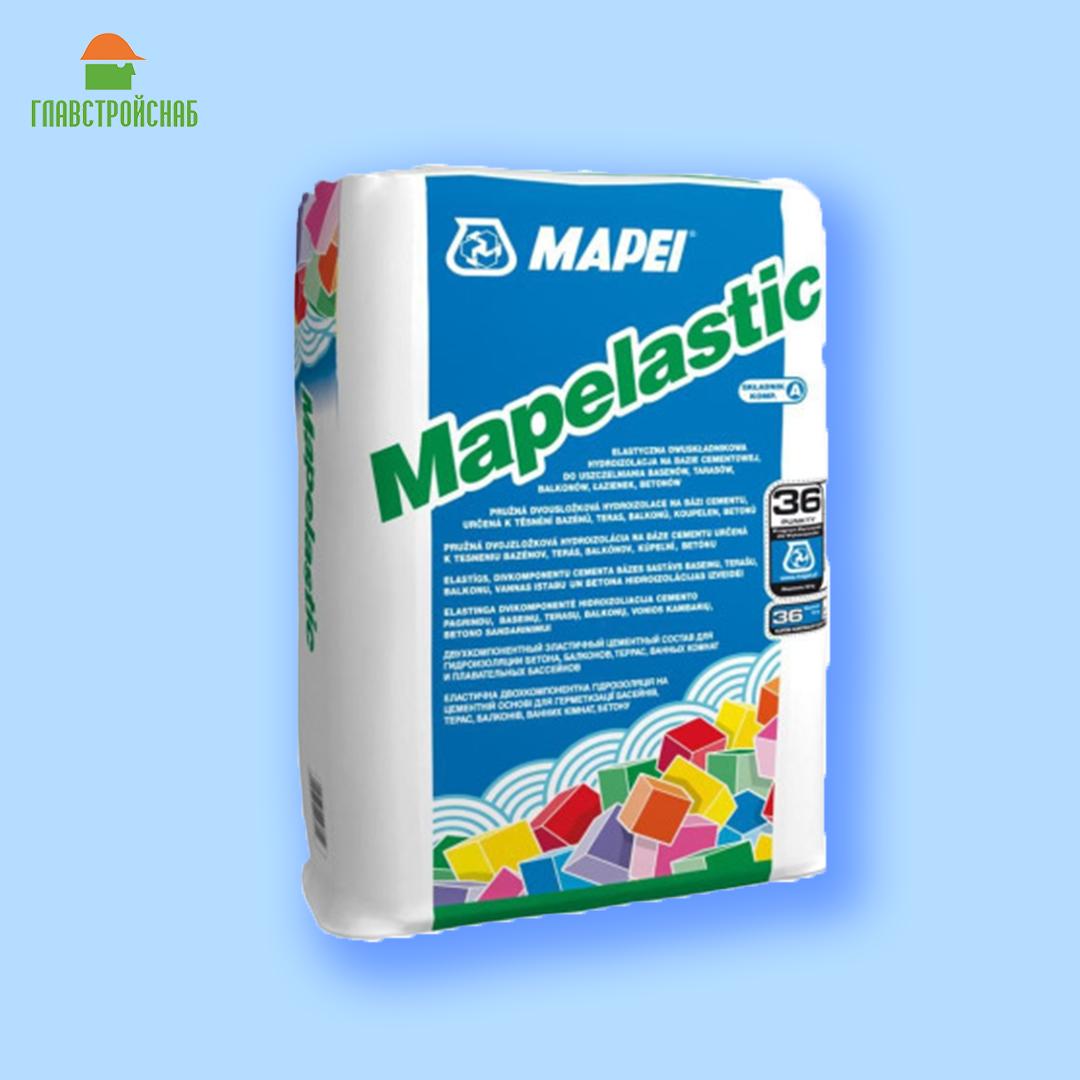 MAPELASTIC гидроизоляция (комп. A)