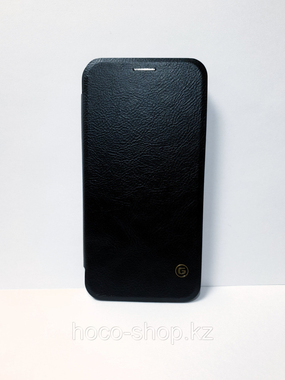 Кожаный защитный чехол-книжка для iPhone Xs Max, G-Case
