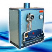 Напольные (автомат + термометр) газовые котлы Unilux КГВ 32-А