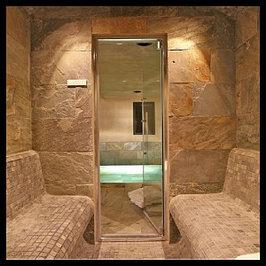 Двери для паровых комнат