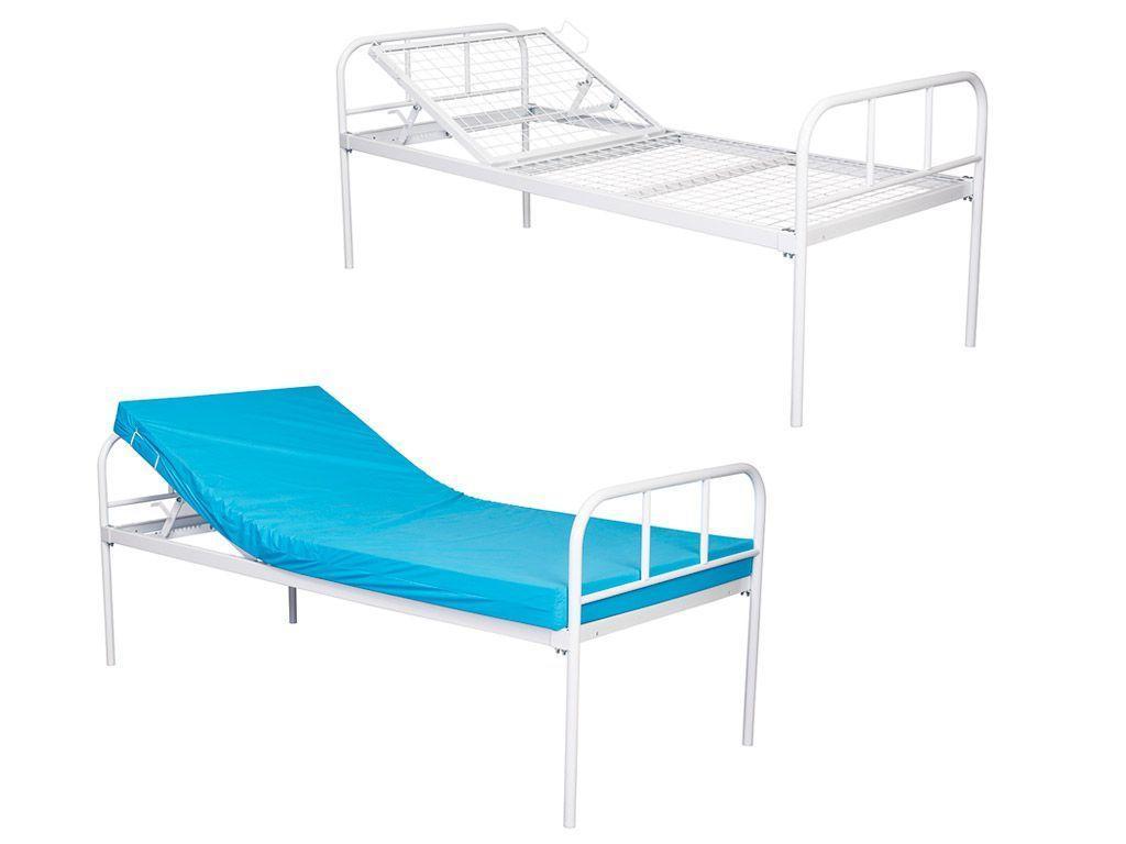 Кровать КМ-01 медицинская
