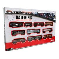 Железная дорога с 9 вагонами Railway Series