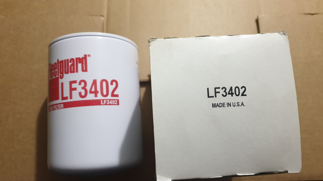 D93/H142(3/4-16 UNF-2B) Fleetguard LF3402 Масляный фильтр