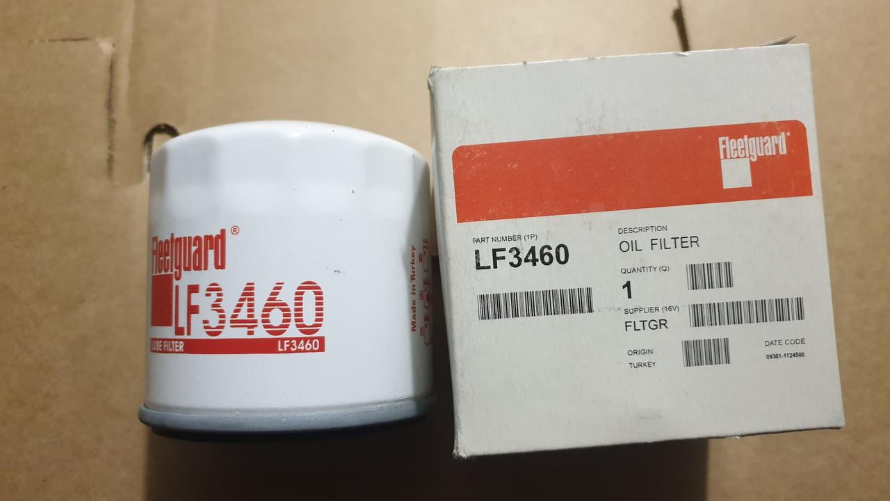 D77/H76( 3/4-16 UNF-2B) Fleetguard LF3460  Масляный фильтр