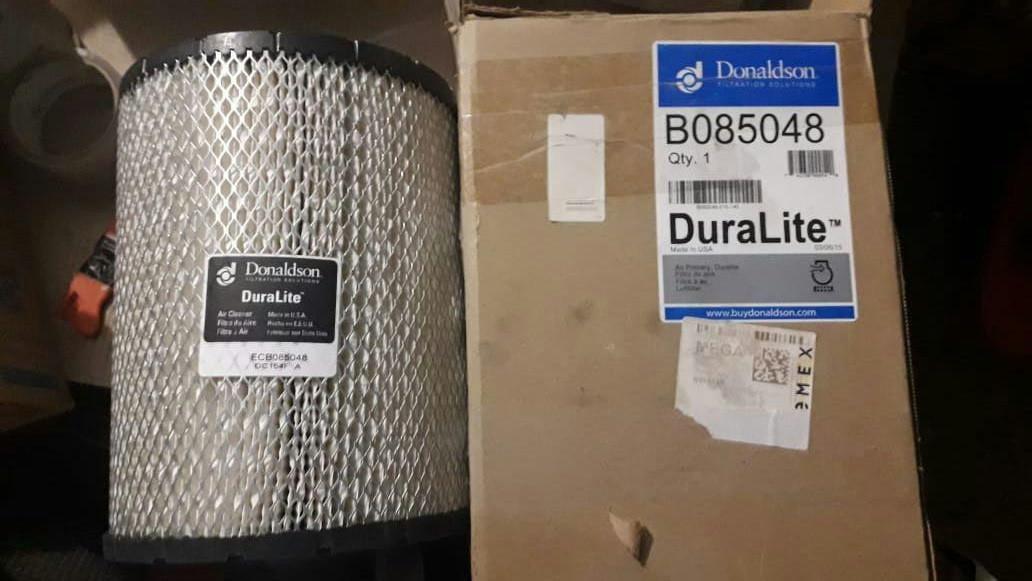 D216/H279 Воздушный фильтр B085048 DONALDSON