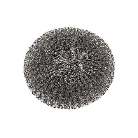 Губка (мочалка) металлическая 40 гр, фото 2