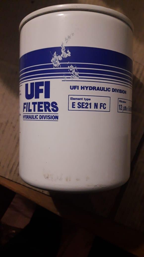D131/H183(1.1/4 BSP) UFI ESE21NFC Гидравлический фильтр   (ESE 21 NFC)
