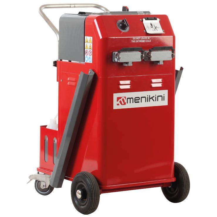 Индустриальный парогенератор Menikini Steamy 10-10 SH
