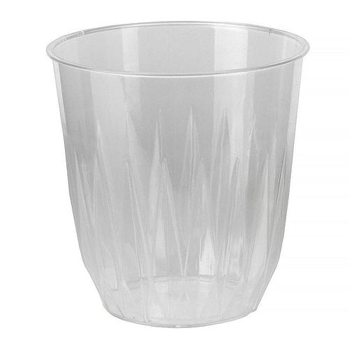 Стакан для холодных напитков, 0.25л, Баккара, прозрачный, кристалл, 500 шт