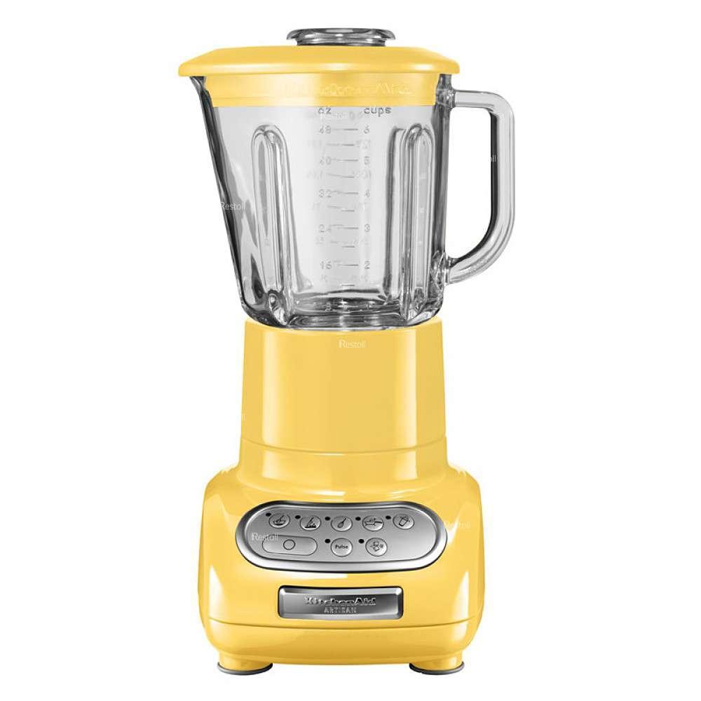 Блендер барный KitchenAid 5KSB5553EMY желтый