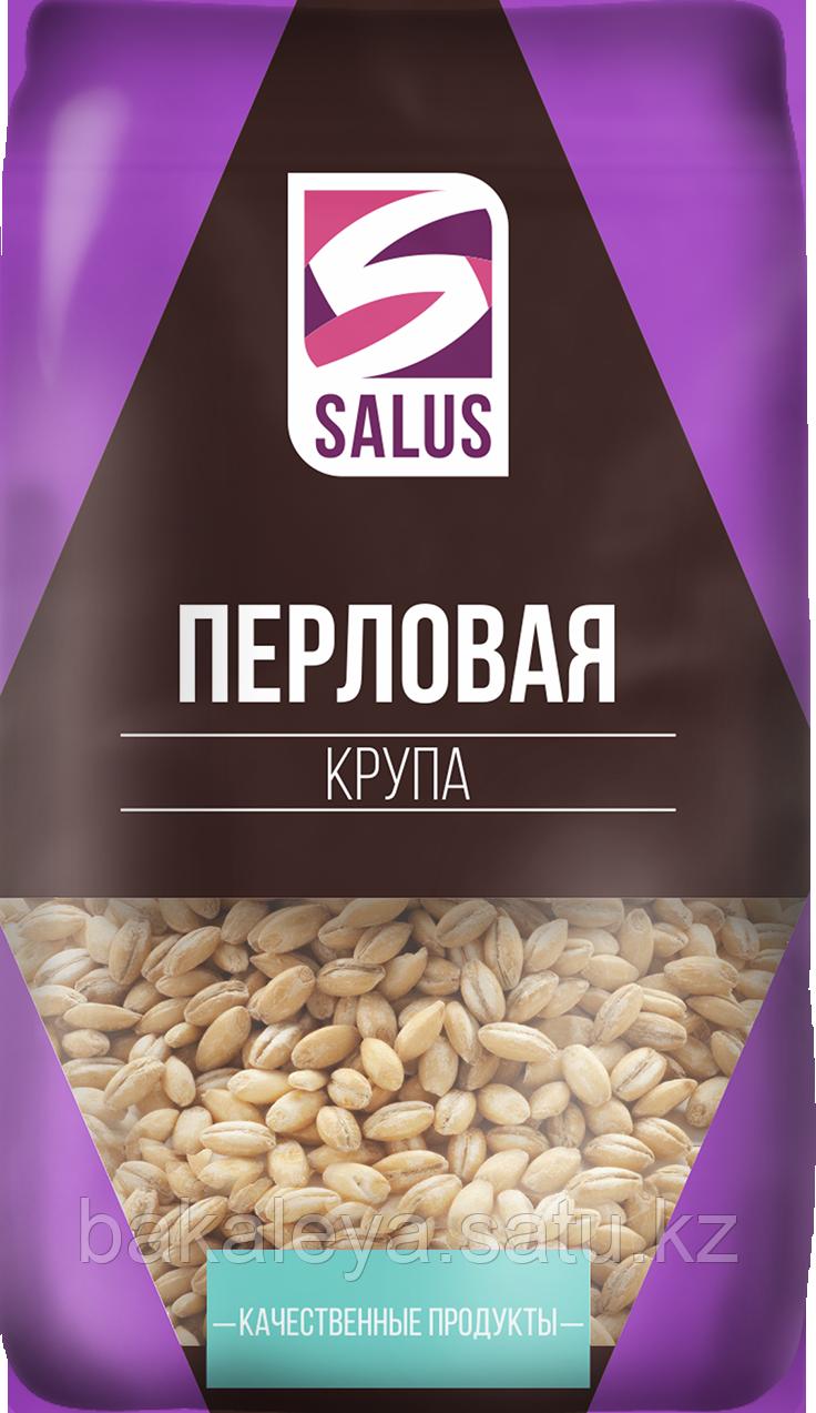 Крупа Перловая 800 гр Salus