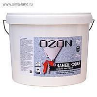 """Краска текстурная OZON """"Камешковая"""" ВД-АК 262М акриловая 15 кг"""