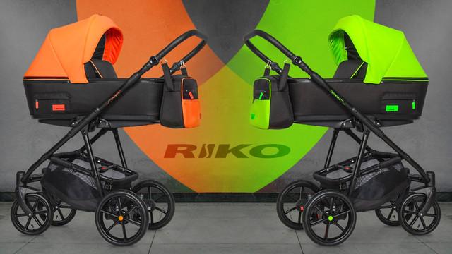Детские коляски Riko Польша