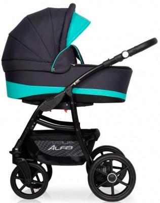 Детская коляска универсальная Riko Alfa/Modus/Bella