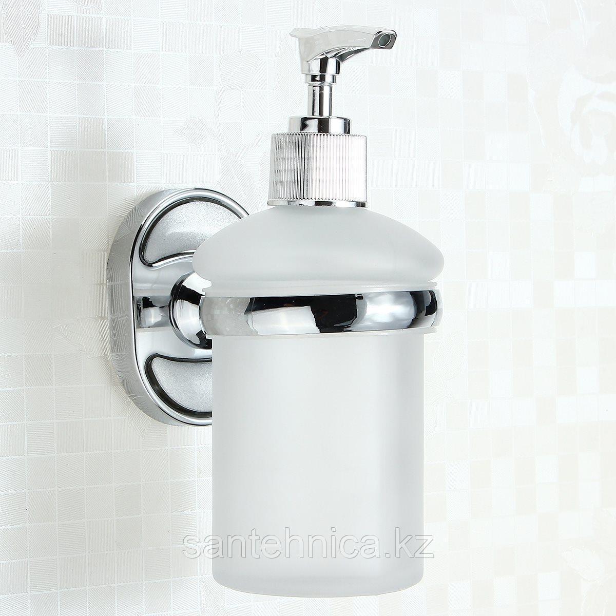FRAP F1927 Дозатор для жидкого мыла стекло