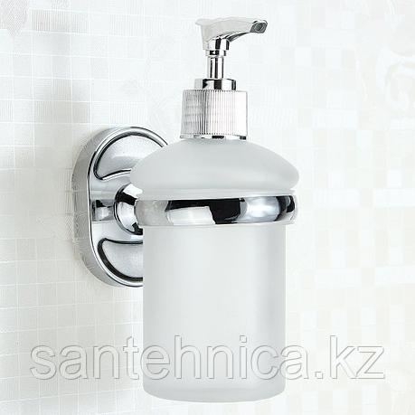 FRAP F1927 Дозатор для жидкого мыла стекло, фото 2