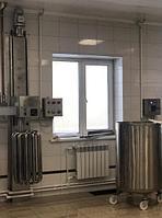 Универсальная установка переработки молока УСП