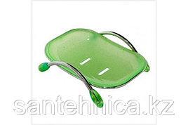 FRAP F333 Мыльница настольная зеленая