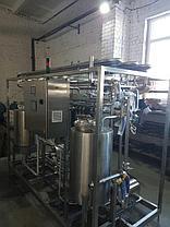 Пастеризационно-охладительная установка пластинчатая 3000 л/ч, фото 2