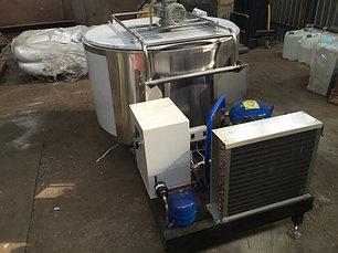 Танк-охладитель молока УОМ R-300 открытого типа, фото 2