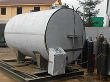 Танк-охладители молока УОМЗТ-8000 закрытого типа, фото 2