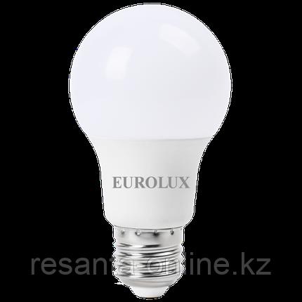 Лампа светодиодная EUROLUX LL-E-A60-7W-230-2,7K-E27, фото 2