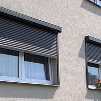Роллеты на окна Алютех