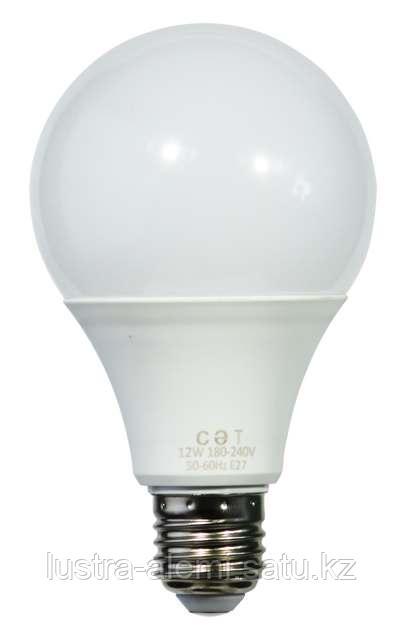 Лампа Круглая 12вт 3000-6000K E14 SAT
