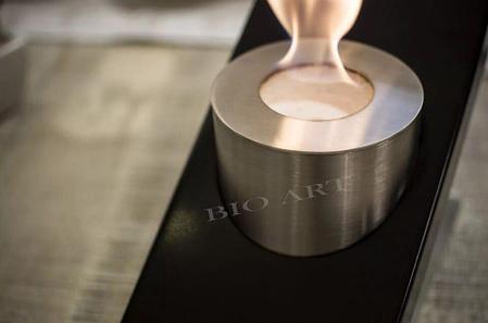 Настольные биокамины Iron Lamp, фото 2