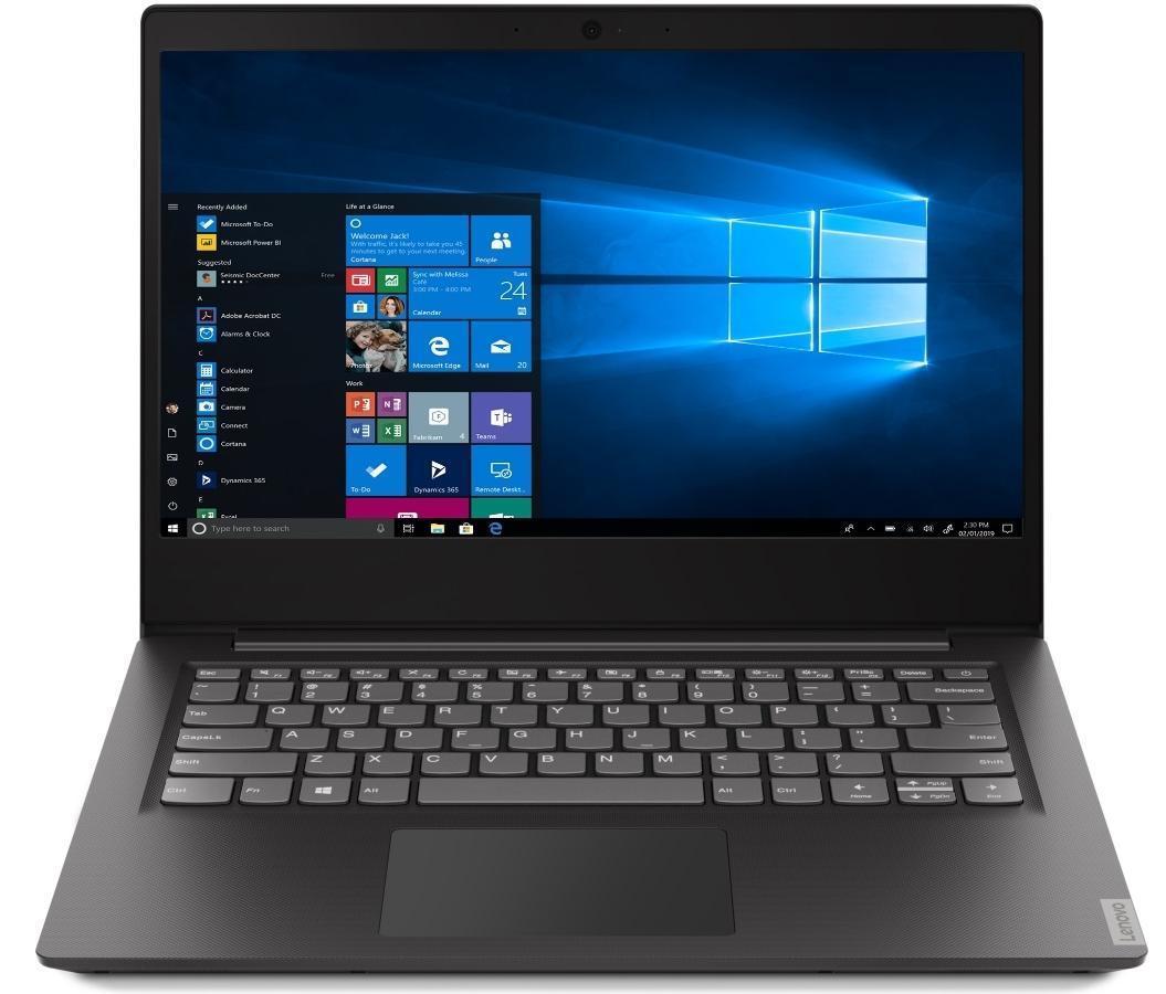 "Ноутбук Lenovo IP S145-14API Black (14"")"