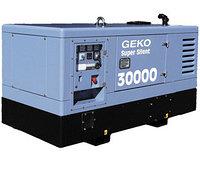 Сервисное обслуживание и ремонт Дизельных генераторов Geko