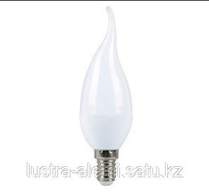 Лампа Свеча Темиз 9вт E14 6500K, фото 2