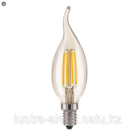 Лампа Эдисона свеча 8вт E14, фото 2