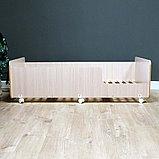 PITUSO Кровать Подростковая MATEO ПТ5.ОА-Н-Б /Дуб млечный, фото 2