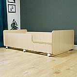 PITUSO Кровать Подростковая MATEO ПТ5.ОА-Н-Б /Дуб млечный, фото 5