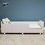 PITUSO Кровать Подростковая MATEO ПТ5.ОА-Н-Б /Дуб млечный, фото 9