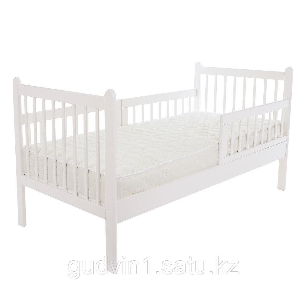 PITUSO Кровать Подростковая EMILIA NEW J-501/Белая