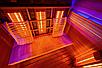 Декоративное освещение для инфракрасной сауны, фото 3