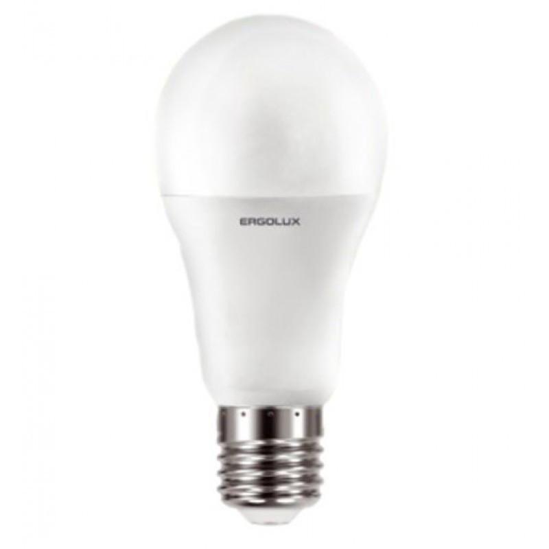 Светодиодная лампа Ergolux G45/6500K/E27/9Вт (дневной)