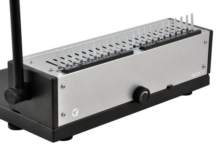 Переплетная машина RAYSON SD-1201 [пластик 12/220листов]