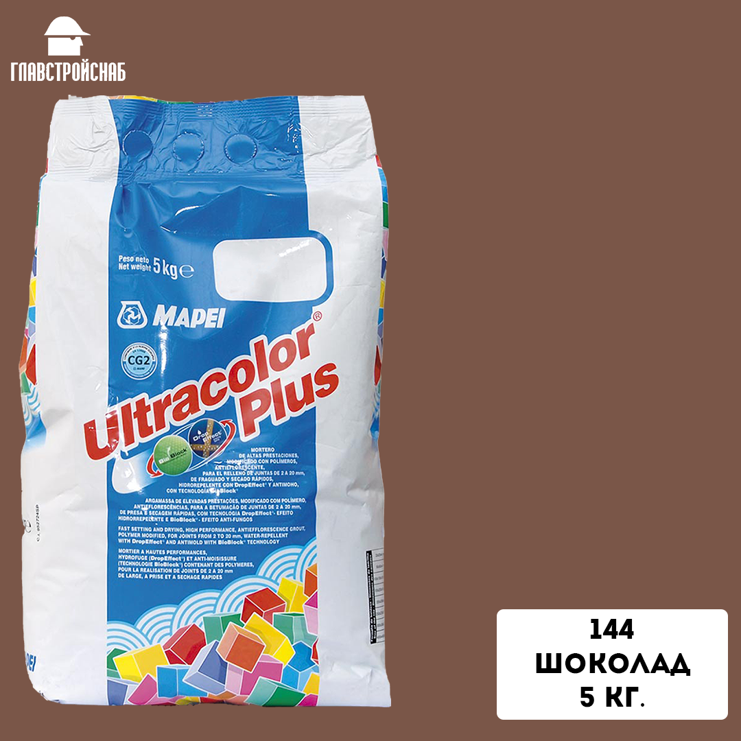 ULTRACOLOR PLUS № 144/5кг (Шоколад)
