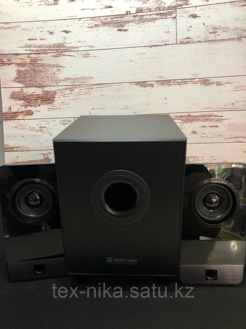 Компактные акустические колонки Defender I-Wave S16