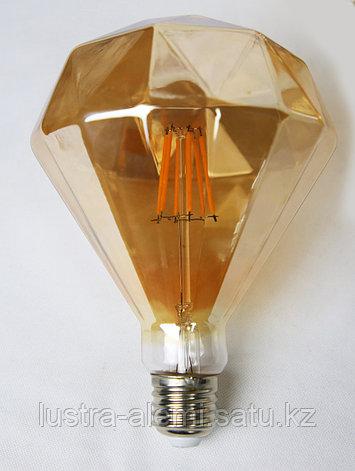 Лампа Хороз RUSTIC DIAMOND-6 E27, фото 2