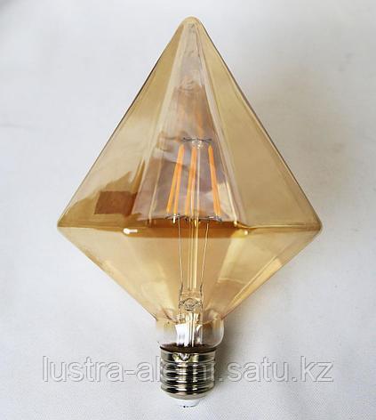 Лампа Хороз PYRAMID 6вт E27, фото 2