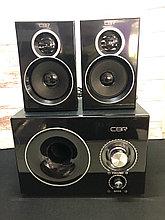 Колонки CBR CMS 743