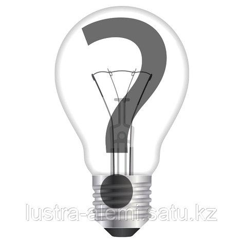 Лампа  Horoz Prost E14 proz, фото 2
